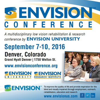 Envision Conference 2016 Logo